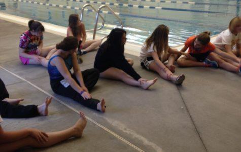 High Expectations for  Wheat Ridge Girls Swim Team