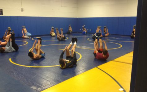 Wheat Ridge Wrestling Grappling to Success