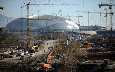 Winter Olympics Site Sochi Heating Up