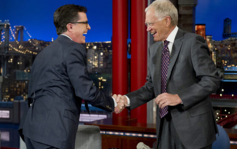Why Colbert Should Not Be Host