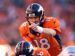 Manning and the Broncos Ride Past First Two Opponents