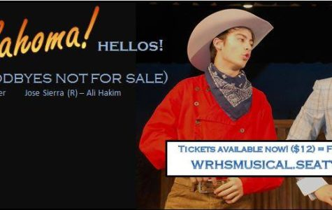 The Wind is Whipping in the Wheat Ridge Auditorium with Oklahoma!