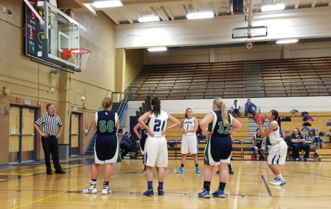 Girls Basketball Looking for a Spark