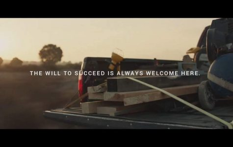 84 Lumber Baffles Supports During Aired Super Bowl Commerical