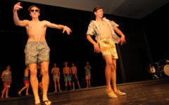 Students Compete for Title of Mr. Goldenridge; Golden Takes All