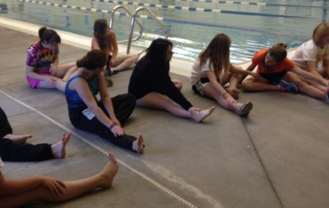 High Expectations for  Wheat Ridge Girls Swim Team