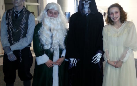 A Christmas Carol Charms Audiences