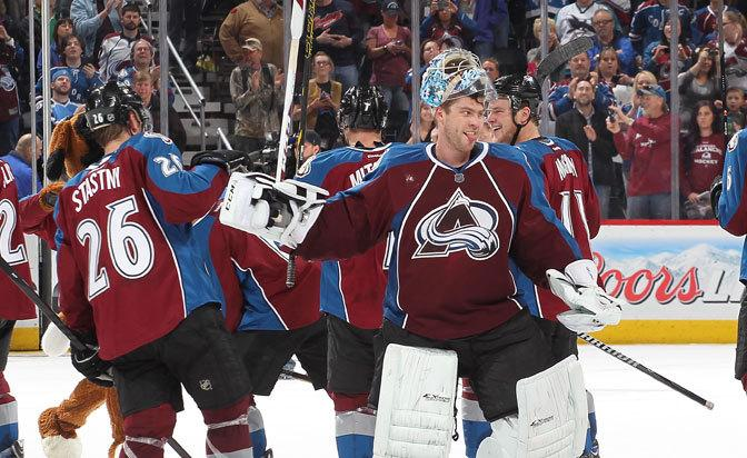 Avalanche+Playoff+Run+Painfully+Uprooted+By+Minnesota+Wild