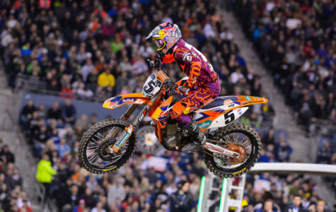Racing Towards Sam Boyd Stadium: Supercross Season Preview