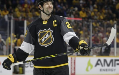 John Scott: An NHL phenomenon?