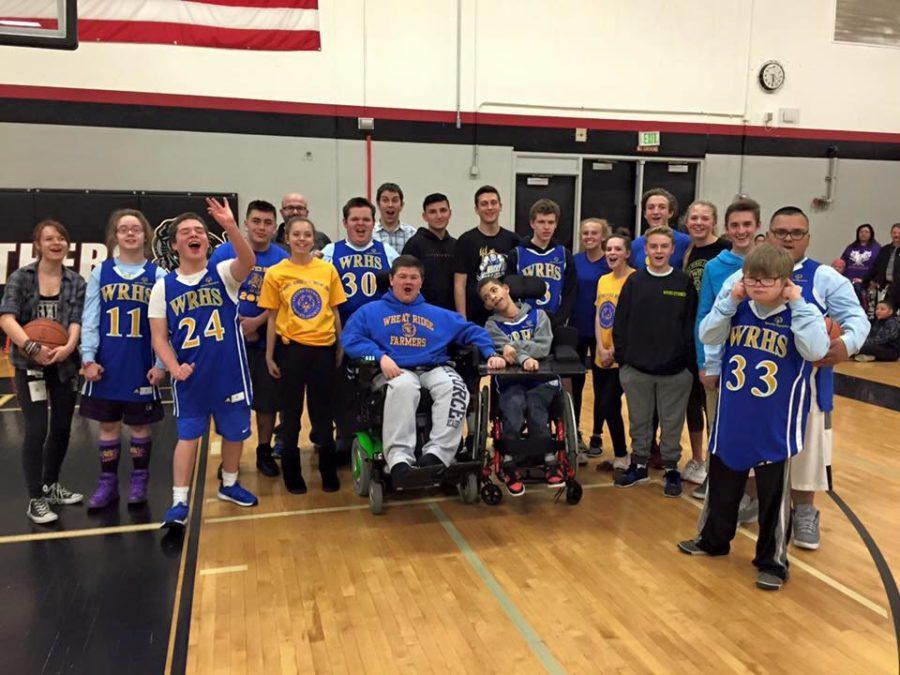 Unified Sports Thrives at Wheat Ridge