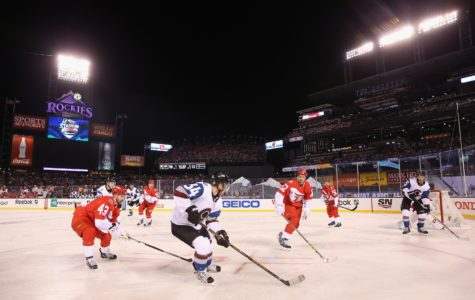 Avalanche appear in first Outdoor Game