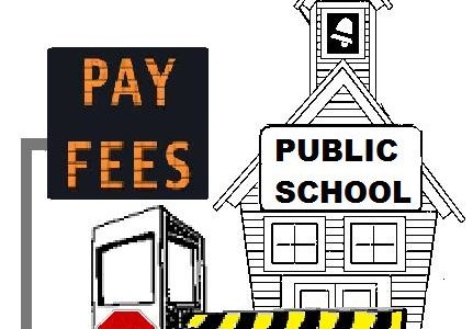 School Fees Are Not Free