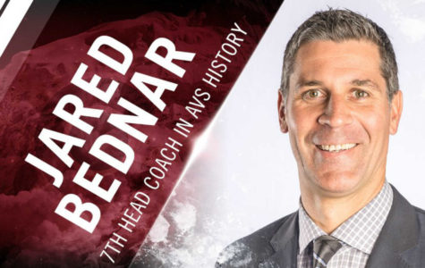 Patrick Roy out, Jared Bednar in