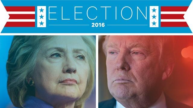 Wheat Ridge High School 2016 Presidential Election Population Poll