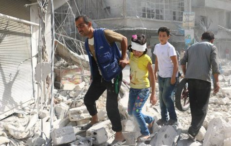 Syrian Conflict Heightens