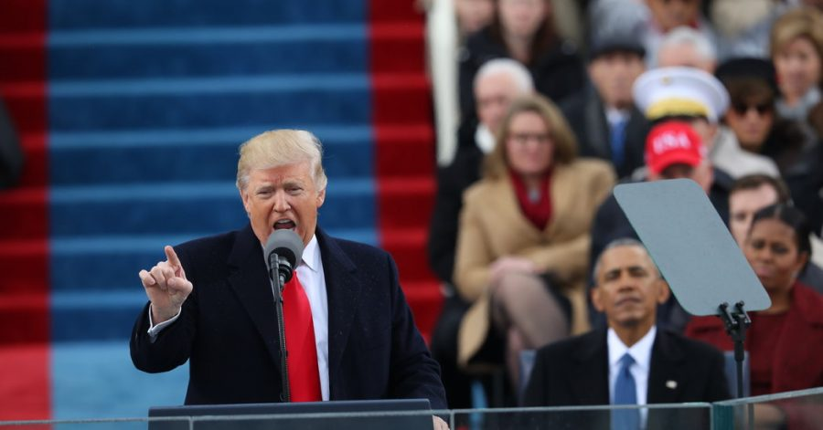 Presidential Inauguration 2017