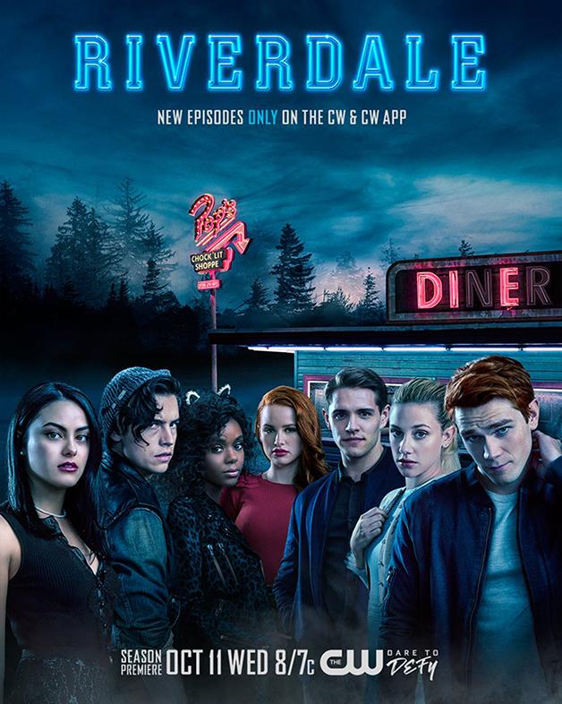 Riverdale+Season+2+Release+Date+Poster