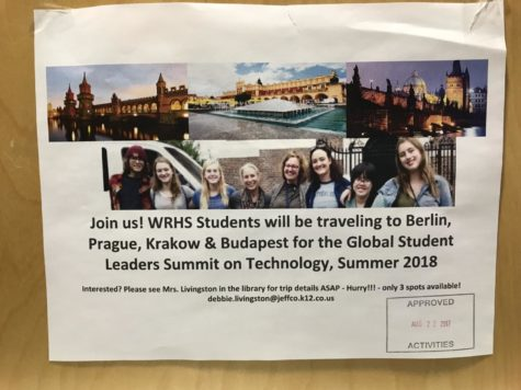 Global Leadership Sends Students on a Journey