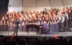 Choir Concert Astounds With Sounds