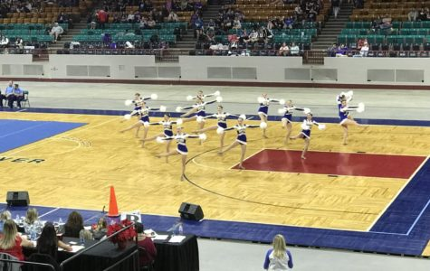 Poms Bring Cheer to the Farm With State Championship