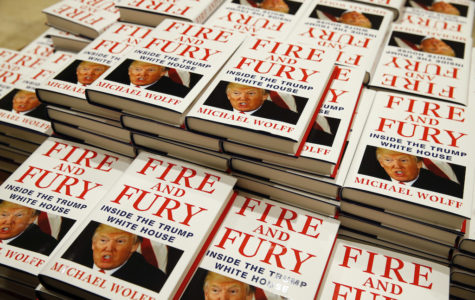 Explosive Book Fire and Fury Gives Controversial Account of Trump White House