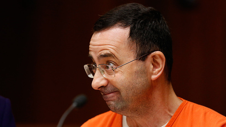 Former Olympic Doctor Larry Nassar