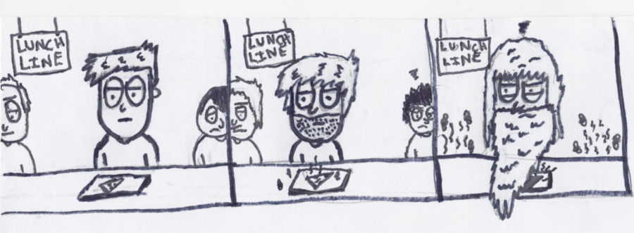 Lunch+Line+Comic