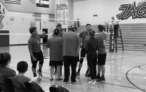 First-ever Farmer's Boys Volleyball Bumps, Sets, Spikes
