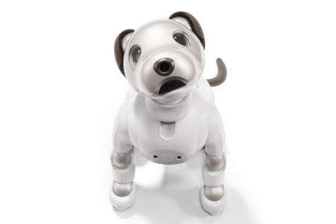 New 2018 Sony Aibo