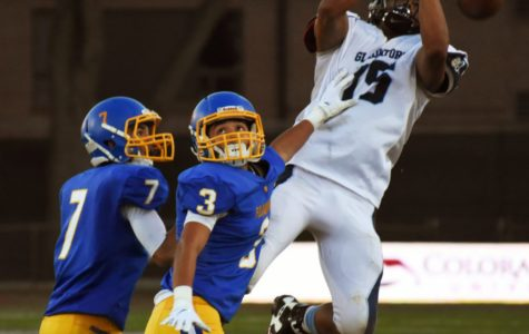 Wheat Ridge Blows Centaurus Out of the Water at Homecoming Game