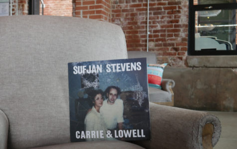 Carrie and Lowell by Sufjan Stevens