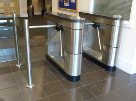 These beautiful turnstiles show what ours may look like