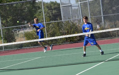Wheat Ridge Tennis is Backhanding the Competition