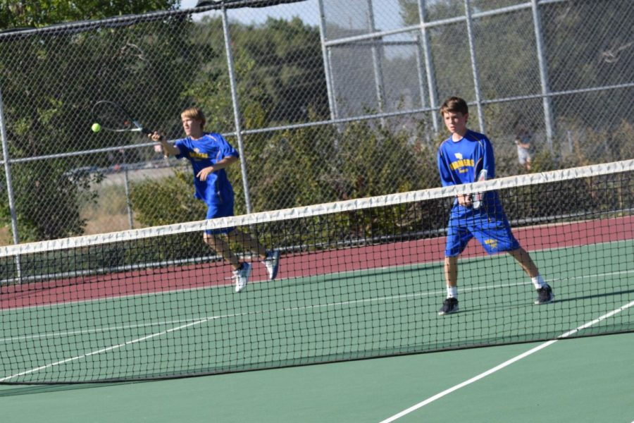 Wheat+Ridge+Tennis+is+Backhanding+the+Competition