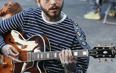 Post Malone Rocks Charts with Latest Release