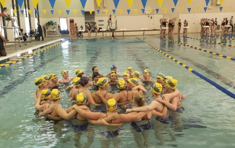 Wheat Ridge High School's All Girls Swim & Dive Team Makes a Splash