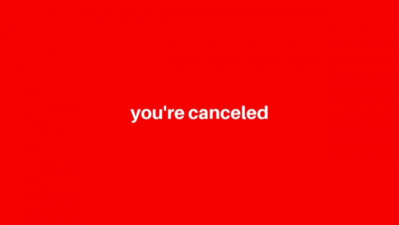 Cancel Culture Complicates Media Consumption