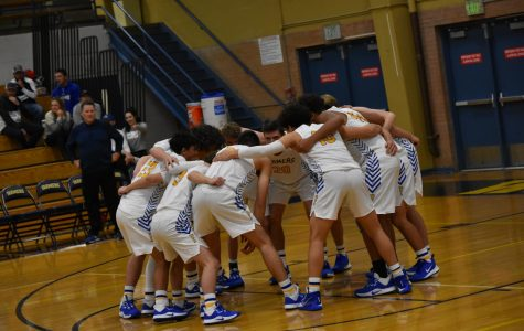 Wheat Ridge Boys Basketball Kicks Off the New Year With a Bang