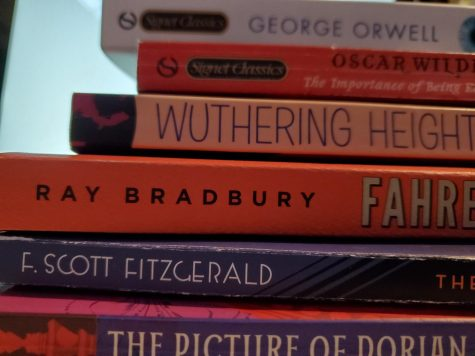 A stack of beloved classics.