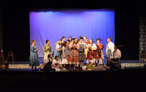 Brigadoon Hits the Wheat Ridge Stage in Style
