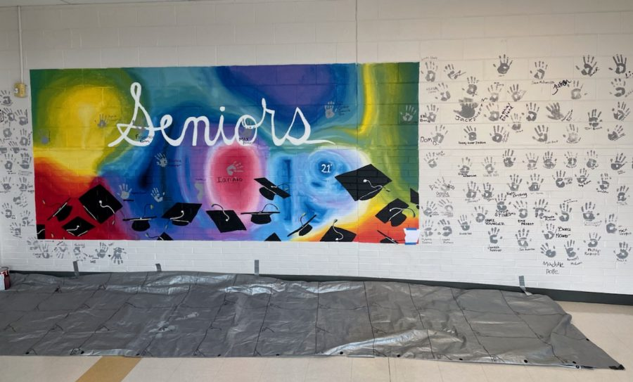 The 2021 Senior Handwall