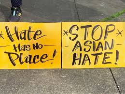 Racism Against Asian-Americans and the Stop Asian Hate Movement